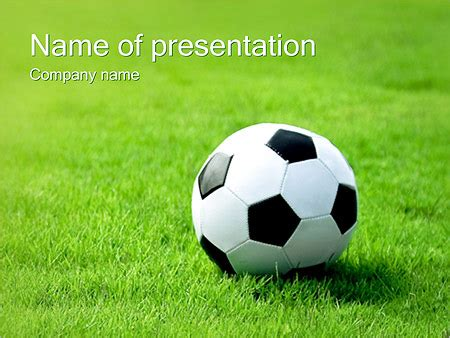 Powerpoint Templates Soccer Images Powerpoint Template And Layout Powerpoint Templates Soccer