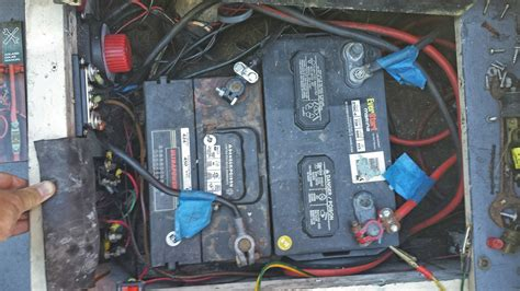 how to rewire boat switch panel rewiring boat battery wiring assitance the hull truth