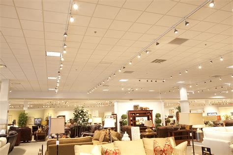 Home Store Lighting Havertys Furniture Saves 22 300 Per Store While
