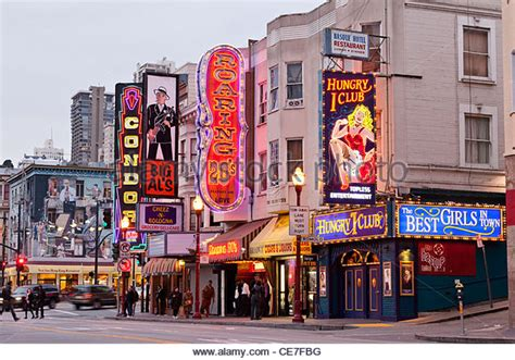 nashville light district clubs stock photos clubs stock images alamy