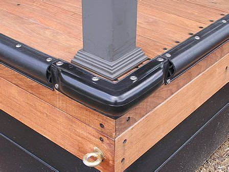 boat dock options kroeger marine offers many dock options to enhance your