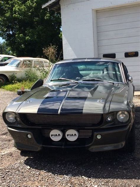 mustang eleanor replica for sale mustang eleanor replica for sale price autos post