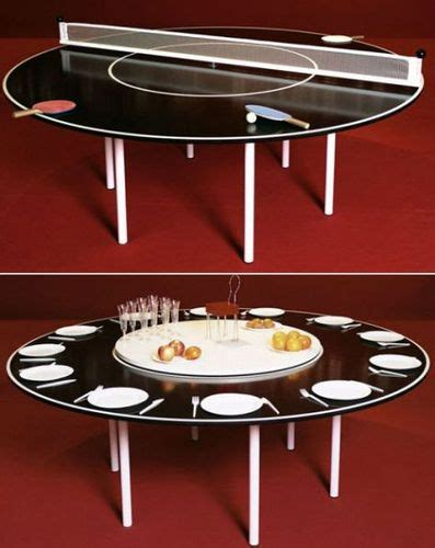 ping pong table shaped like easter island 38 best ping pong tables design images on