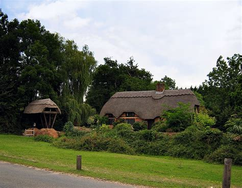 New Forest Cottage by New Forest Thatched Cottage A Photo From Hshire