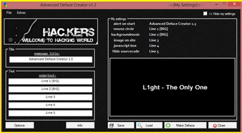 tutorial deface page creator how hackers are creating a website defacement page rumy