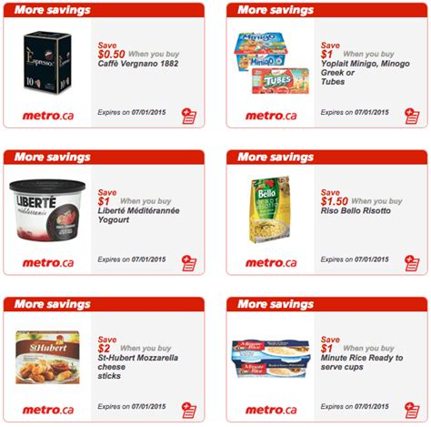 printable grocery coupons quebec metro quebec printable store coupons january 1 7