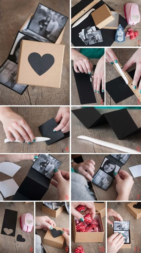 diy valentine s day gifts for him ideas our motivations art design architecture diy