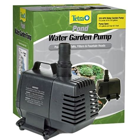 tetra water garden 325 gph best prices on