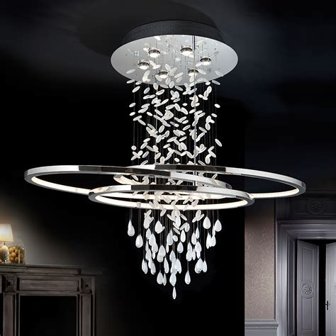 and chrome chandelier large contemporary chrome chandelier