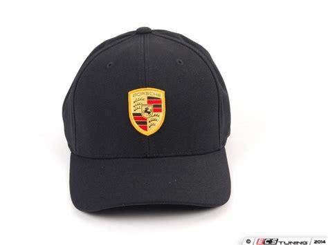 Porsche Nabendeckel by Genuine Porsche Wap0100010f Porsche Crest Baseball Cap