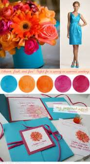 colorful ideas summer wedding color watercolor wedding
