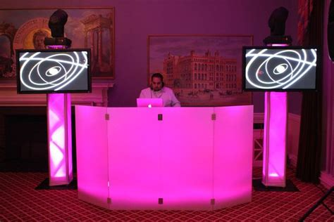 Home Lighting Circuit Design Led Dj Booth Event Ideas Party Rentals Boston New York