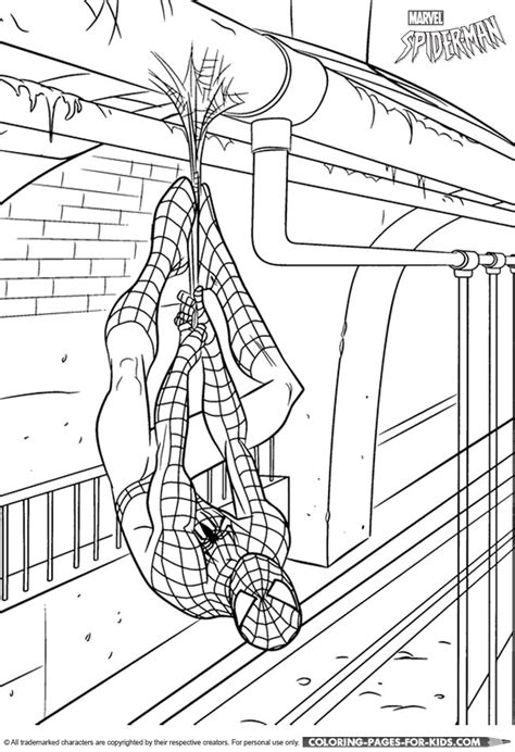 spiderman minecraft coloring page minecraft spider man free coloring pages