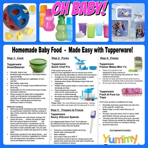 Jual Baby Food Maker Tupperware by Best 25 Tupperware Recipes Ideas On