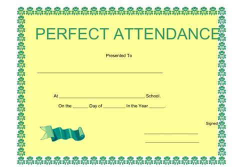 100 attendance certificate template targer golden dragon co