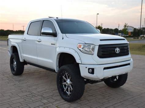 Toyota Tundra Crew Cab Buy Used Toyota Tundra Platinum Extended Crew Cab
