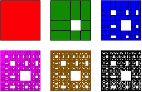 sierpinski teppich 1 220 berschrift 1