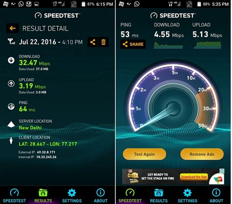 speed test net ookla ookla s speedtest report shows reliance jio s declining 4g