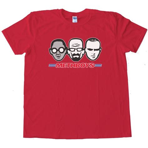 Tees Breaking Bad methboys breaking bad shirt