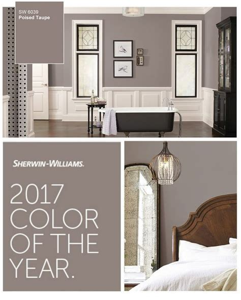 sherwin williams selects poised taupe as 2017 color of 25 best ideas about taupe color on pinterest taupe