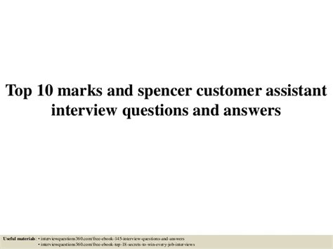 be the best assistant a customer service approach books top 10 marks and spencer customer assistant