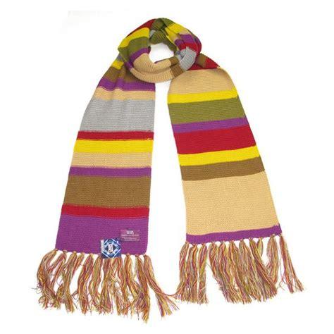 the 4th doctors scarf sci fi heaven net