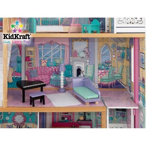 annabelle doll house kidkraft annabelle dollhouse 65079