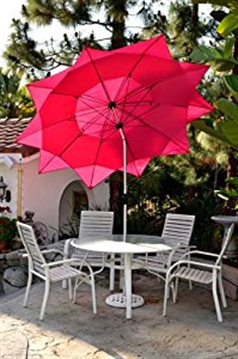 pink patio umbrella flower petal market umbrella 9 pink