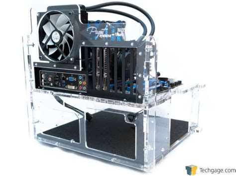 bench test motherboard for those who like their pcs naked puget test bench eatx