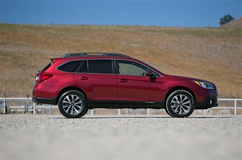 red subaru outback subaru outback 2015 red