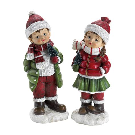 top 28 christmas figures 9 quot set of 3 snowman with