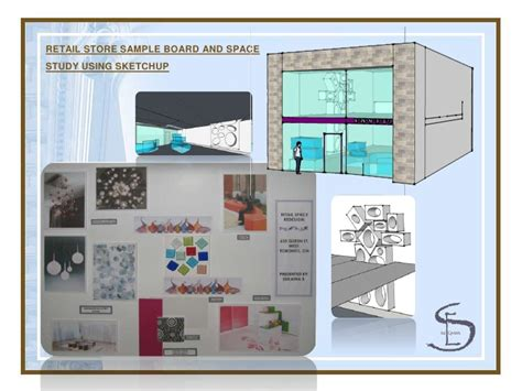 Simple Floor Plan Samples by Interior Design Portfolio