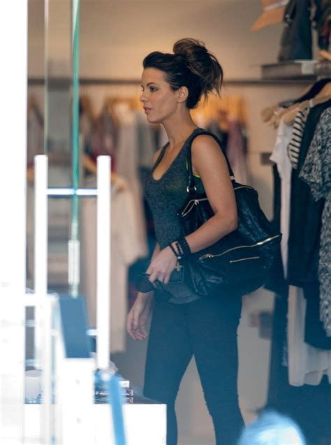 Kate Beckinsale Goes Back To The Pool by Kate Beckinsale Goes Shopping Zimbio