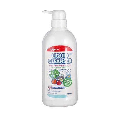 Pigeon Liquid Cleanser 700 Ml by Jual Pigeon Liquid Cleanser 700 Ml Harga