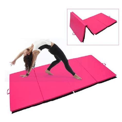 tapis de gymnastique pliable natte de matelas prix