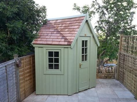 corner sheds ideas  pinterest small garden