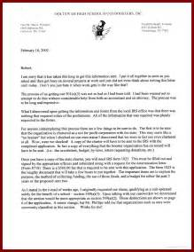 Non Profit Organization Cover Letter by Cover Letter 187 Cover Letter For Non Profit Organization