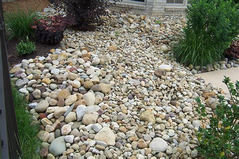rock landscaping by brandon landscape pittsburgh s