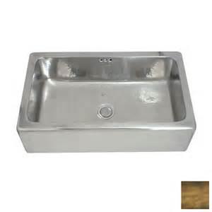 apron front bathroom sink shop ws bath collections cuisine single basin apron front