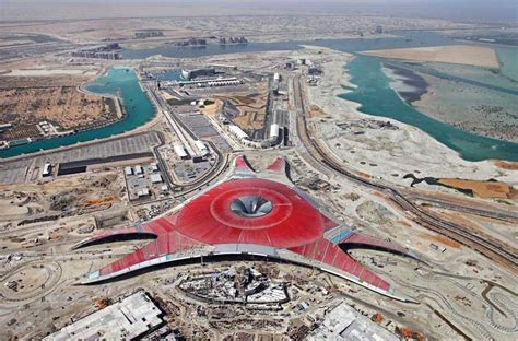 20 Square Metres by Ferrari World Abu Dhabi Fwad Building E Architect