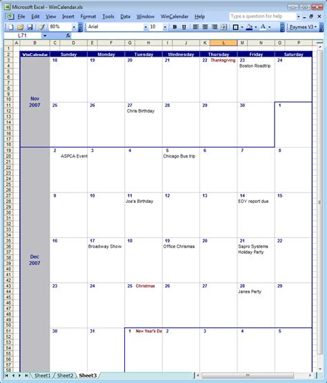 calendar templates for excel excel calendar template http webdesign14
