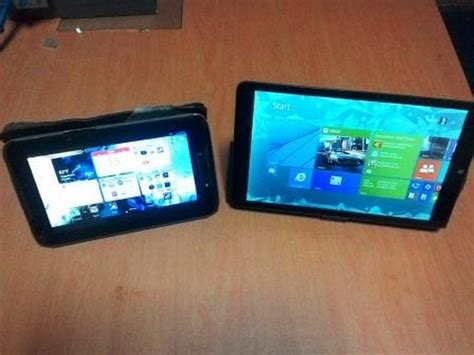 Tablet Advan Android advan w100 tablet windows vs tablet android