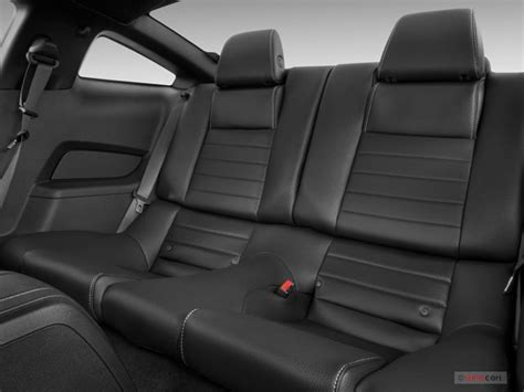 ford mustang convertible back seat space 2012 ford mustang interior u s news world report