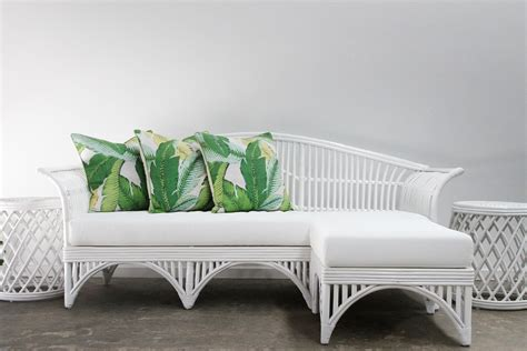 ottoman daybed queenslander daybed ottoman ls naturally cane rattan