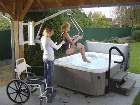 un spa pour les handicap 233 s