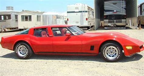 1980 chevrolet corvette four door classic cars today