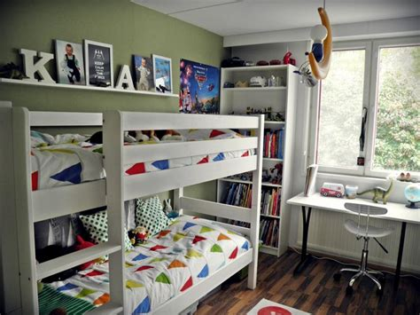 shelf above bunk bed for boys room for books teddies