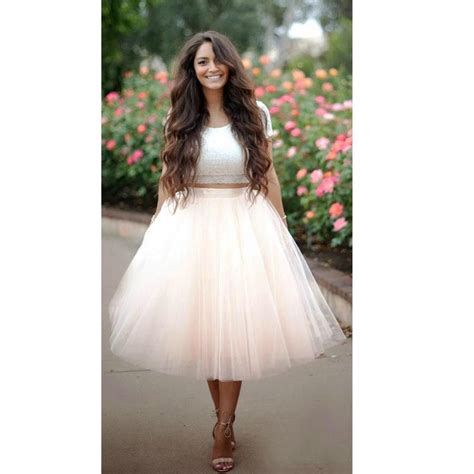 2018 Midi Skirt Special Occasion Wedding Party Bridesmaid Tulle Tutu Skirt Puffy Elegant Skirts