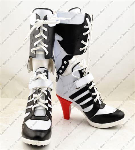 harley quinn shoes batman squad harley quinn shoes anime