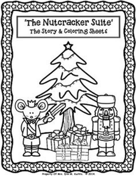 nutcracker suite coloring pages 1000 images about nutcracker party on pinterest